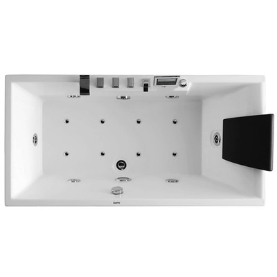 Акриловая ванна Gemy G9075 K L (фото, вид 2)