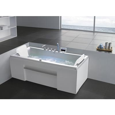 Акриловая ванна Gemy G9076 K (фото, вид 2)