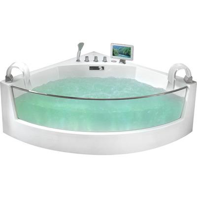 Акриловая ванна Gemy G9080 O (фото, вид 1)