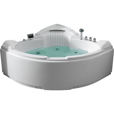Акриловая ванна Gemy G9082 K (фото, вид 1)