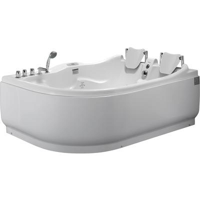 Акриловая ванна Gemy G9083 K R (фото, вид 1)