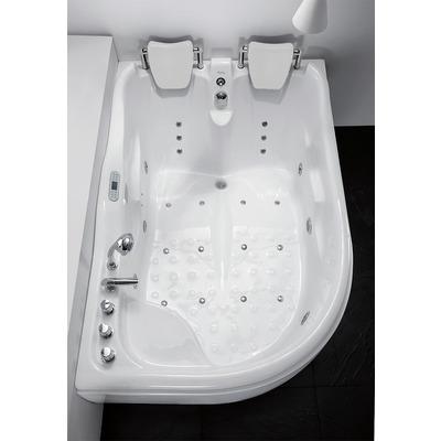 Акриловая ванна Gemy G9083 K R (фото, вид 3)