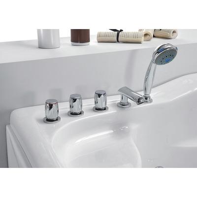Акриловая ванна Gemy G9083 K R (фото, вид 4)