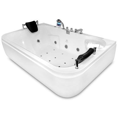 Акриловая ванна Gemy G9085 K L (фото, вид 1)