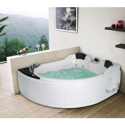 Акриловая ванна Gemy G9086 K R (фото, вид 3)