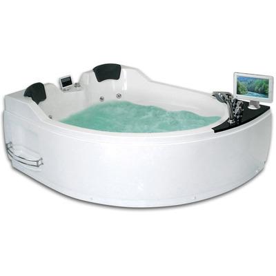 Акриловая ванна Gemy G9086 O L (фото, вид 1)