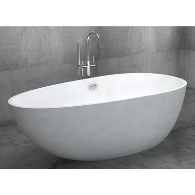 Акриловая ванна Gemy G9211 (фото, вид 1)