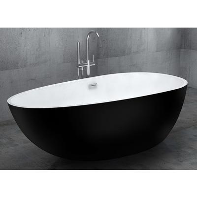Акриловая ванна Gemy G9211B (фото, вид 1)
