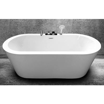 Акриловая ванна Gemy G9213C (фото, вид 1)