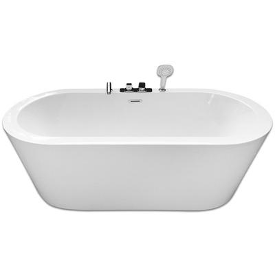 Акриловая ванна Gemy G9213C (фото, вид 3)
