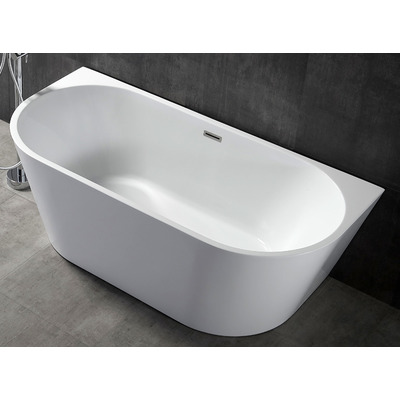 Акриловая ванна Gemy G9216 (фото, вид 1)