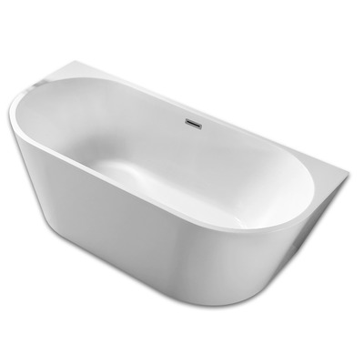 Акриловая ванна Gemy G9216 (фото, вид 3)