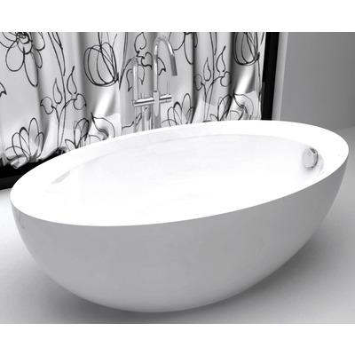 Акриловая ванна Gemy G9217 (фото, вид 1)