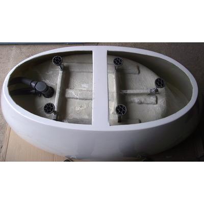 Акриловая ванна Gemy G9217 (фото, вид 4)