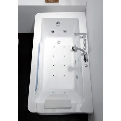 Акриловая ванна Gemy G9225 K (фото, вид 2)