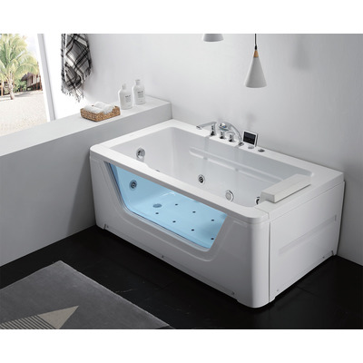 Акриловая ванна Gemy G9225 K (фото, вид 3)