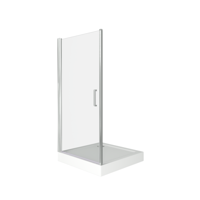 Душевое ограждение GOOD DOOR PANDORA DR90(L/R) (фото, вид 2)