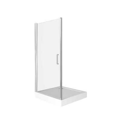 Душевое ограждение GOOD DOOR PANDORA DR100(L/R) (фото, вид 2)