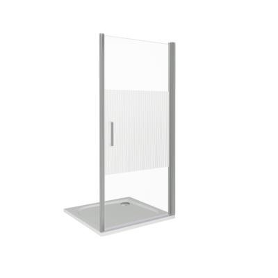 Душевое ограждение GOOD DOOR PANDORA DR100(L/R) (фото, вид 3)