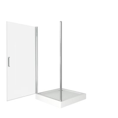 Душевое ограждение GOOD DOOR PANDORA DR100(L/R) (фото, вид 4)