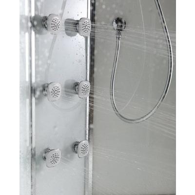 Душевая кабина Black&White G5501-900 (фото, вид 4)
