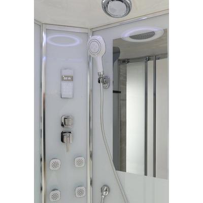 Душевая кабина Black&White G5501-1000 (фото, вид 2)