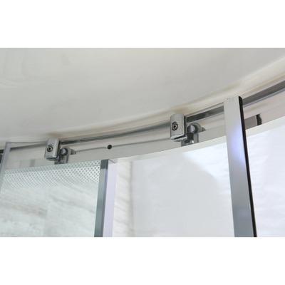 Душевая кабина Black&White G5501-1000 (фото, вид 6)