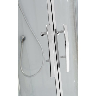Душевая кабина Black&White G5501-1000 (фото, вид 7)