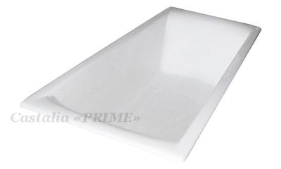 Ванна Castalia Prime 170х75х48 без ручек (фото, вид 2)
