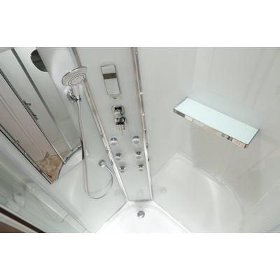 Душевая кабина Black&White G5505 L (фото, вид 3)