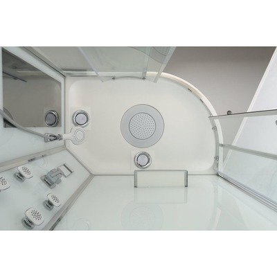 Душевая кабина Black&White G5505 L (фото, вид 7)