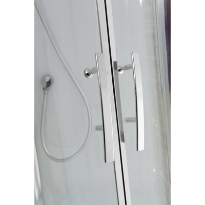 Душевая кабина Black&White G5505 L (фото, вид 8)