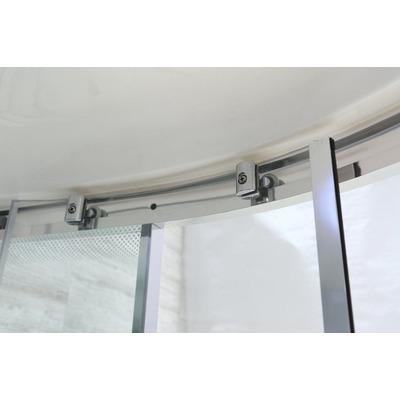 Душевая кабина Black&White G5505 L (фото, вид 9)