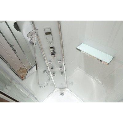 Душевая кабина Black&White G5505 R (фото, вид 3)