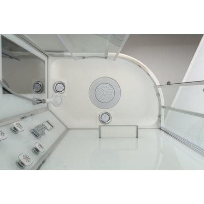Душевая кабина Black&White G5505 R (фото, вид 7)
