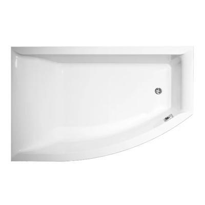 Ванна Vagnerplast Veronela 160x105 offset (фото, вид 1)