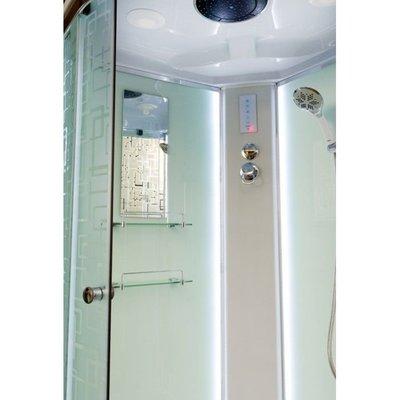 Душевая кабина DETO ЕМ4590 LED (фото, вид 2)