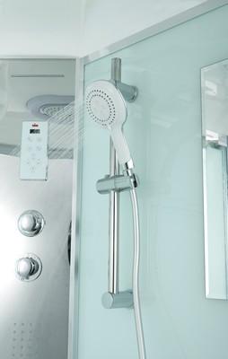 Душевая кабина Timo Comfort T-8880 Fabric Glass (фото, вид 3)