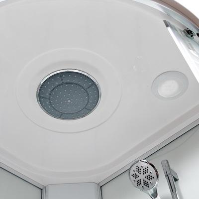 Душевая кабина DETO ЕМ2710 с гм. и эл. (фото, вид 16)