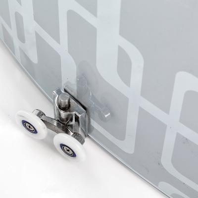 Душевая кабина DETO ЕМ2712 R N LED с гм. (фото, вид 5)