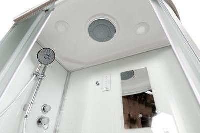 Душевая кабина DETO D272S LED L (фото, вид 14)