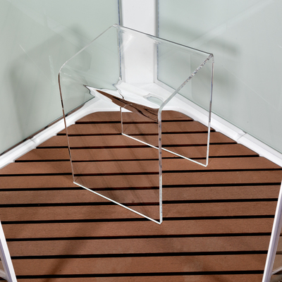 Душевая кабина DETO А09 с гидромассажем (фото, вид 14)
