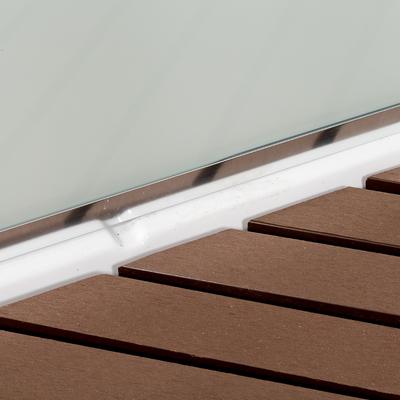 Душевая кабина DETO А09 LED с кнопкой и гидромассажем (фото, вид 14)