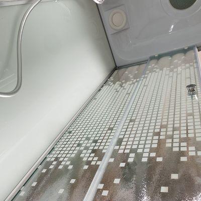Душевая кабина DETO L 902 L с гидромассажем (фото, вид 7)