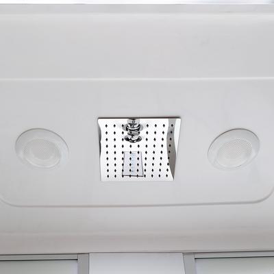 Душевая кабина Deto ЕМ4516 с гм. и эл. (фото, вид 3)