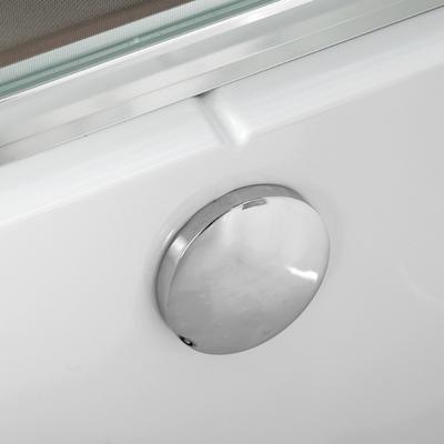 Душевая кабина Deto ЕМ4516 с гм. и эл. (фото, вид 37)