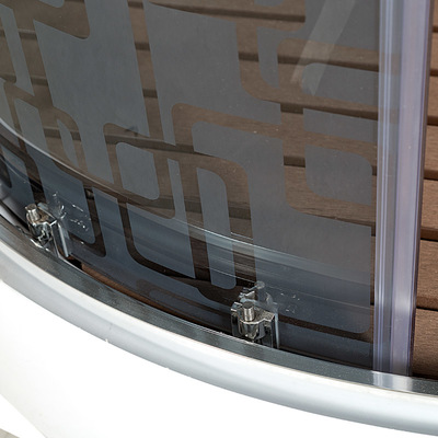 Душевая кабина DETO BМ1510 N с гидромассажем (гм.) (фото, вид 13)