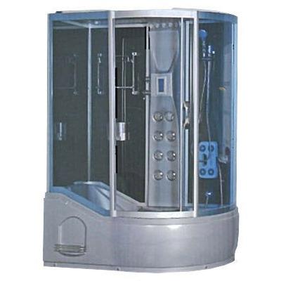 Душевая кабина Aqualux YMJ681 L (фото, вид 1)