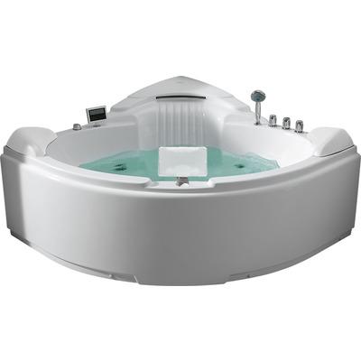 Акриловая ванна Gemy G9082 O (фото)