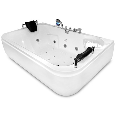 Акриловая ванна Gemy G9085 K L (фото)